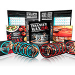 Insanity Max:30 : Programme 12 DVD - Extrême Cardio et Résistance