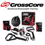 CrossCore 180 : Système de suspension à poulie rotative