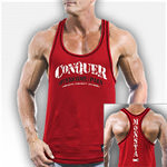 CONQUER Overcome the Pain : V-Tank musculation