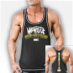 Monsta Genetics-139 Black : V-Tank musculation