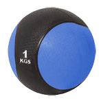 Medecine Ball 1Kg : Balle lestée