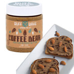 Buff Bake Coffee Bean : Beurre d'amande proteiné aux grains de café