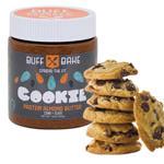 Buff Bake Cookie : Protein-Mandelbutter mit Cookies