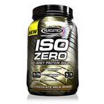 Iso Zero Carb : Isolat de protéine de Whey
