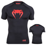 Contender Red Devil : Venum Kompression-T-shirt
