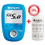 Fit 5.0 : Electrostimulateur sans fil, spécial fitness