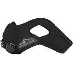 Elevation Training Mask 2.0 Blackout : Trainingsmaske