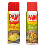 Pam Cooking Spray : Spray de cuisson sans graisse