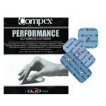 Electrodes Compex : Électrodes de rechange pour appareils Compex
