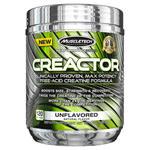 Creactor : Créatine concentrée Hcl et créatine sous sa forme libre