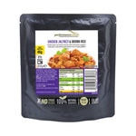 Chicken Jalfrezi : Plat préparé poulet Jalfrezi & riz brun