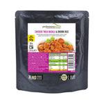Chicken Tikka Masala : Fertiggericht Tikka Masala & Brauner Reis