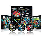 Cize : Programme 6 DVD - Dance Workout