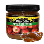 Apple Butter Fruit Spread : Confiture de pommes-cannelle
