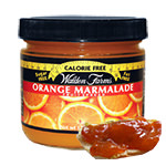 Orange Marmalade Fruit Spread : Orangenmarmelade