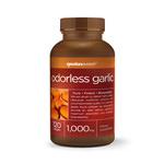 Odorless Garlic : Antioxidans und entgiftend