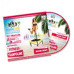 Bikini Body Trampoline : DVD sp�cial bikini pour Bodyfit Trampoline