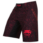Noise Black Red : Venum Shorts