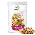 Mulberry : Mûres séchées bio