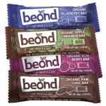 Beond Organic Bars : Riegel mit Früchten und Bio-Nüssen