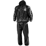 Super sweat hooded sauna suit : Combinaison de sudation
