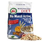 Bio Muesli Active : Müsli 100% Bio für Sportler