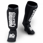 Athletics Shinguards Impact Black : Protège-tibias