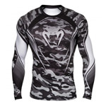 Camo Hero Compression T-shirt : Lang�rmliges Kompressions-T-Shirt