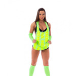 Tank Top Neon 226 CY : Fitness Tank-Top für Frauen