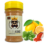 Flavking Lemon & Garlic : M�lange d'�pices citron et ail
