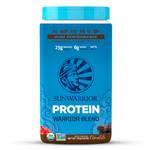 Warrior Blend : Pflanzliches Bio-Protein aus mehrfachen Quellen