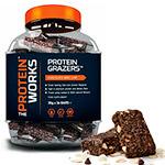 Protein Grazers : Mini barres protéinées