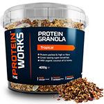 Protein Granola : Granola prot�in�s et di�t�tiques