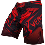 Shadow Hunter Red : Venum Shorts