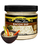 Bacon Dip : Sauce bacon sans calories