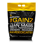 GAINZ : Weight Gainer - Volume Mass Serie