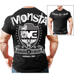 SOFT: Unleash the Beast Shield : Bodybuilding T-Shirt