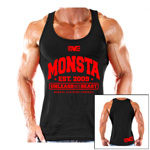 SOFT: MONSTA est09 UTB BL : Tank musculation