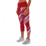 Rapid Crops Coral : Damen Fitness Leggings