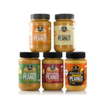 High Protein Peanut Spread : Beurre de cacahuète protéiné