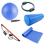 Pack Yoga/ Pilates : Pack pour la pratique du yoga, du Pilates ou la gym douce