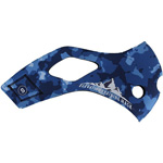 Blue Camo Sleeve : Band für Elevation Mask