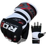 Power Neoprene Fighter Grappling Gloves : MMA-Handschuhe