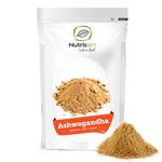 Ashwagandha Powder : Bio-Ashwagandha-Pulver