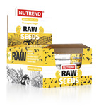 Raw Seeds Bars : Barres aux fruits et aux graines