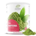 Thé vert bio en poudre