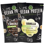 Protein Shake : Protein Mehrfachquelle pflanzlich und Bio