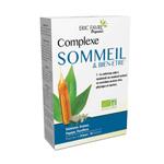 Complexe Sommeil & Bien-Etre : Complexe de plantes bio pour le sommeil
