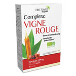 Complexe Vigne Rouge : Complexe de vigne rouge Bio pour la circulation