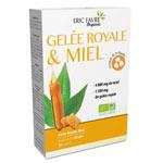 Gelée Royale et Miel : Complexe bio pour faire le plein de vitalité et d'énergie